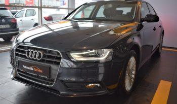 Audi A4 Multitronic full