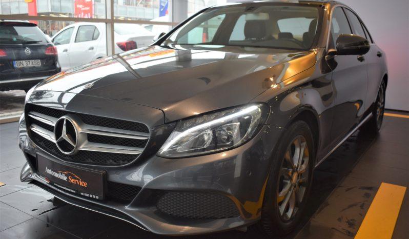 Mercedes Benz C220 full