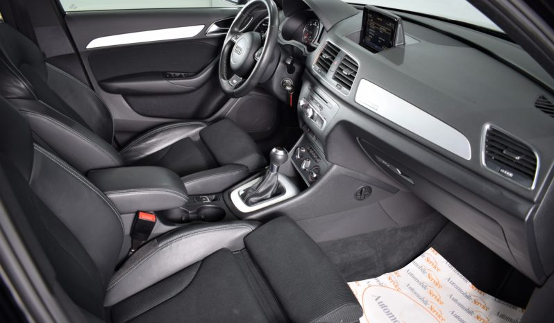 Audi Q3 S-Tronic full
