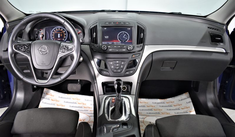Opel Insignia full