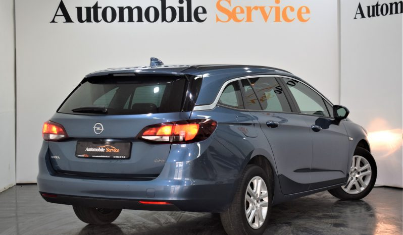 Opel Astra 1.6 Automatic full