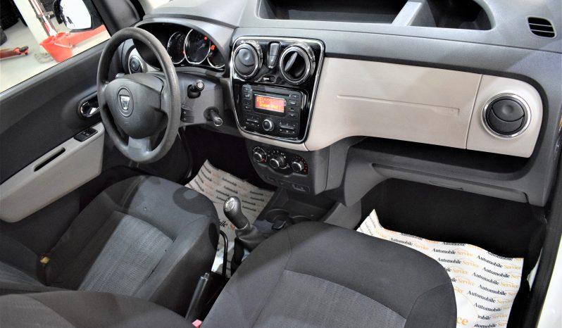 Dacia Dokker 1.5 Dci full